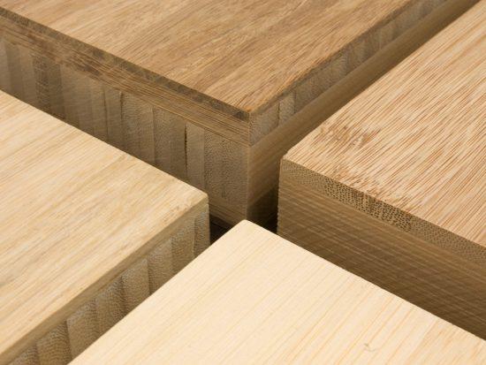 proceso de la madera: tarima de bambú