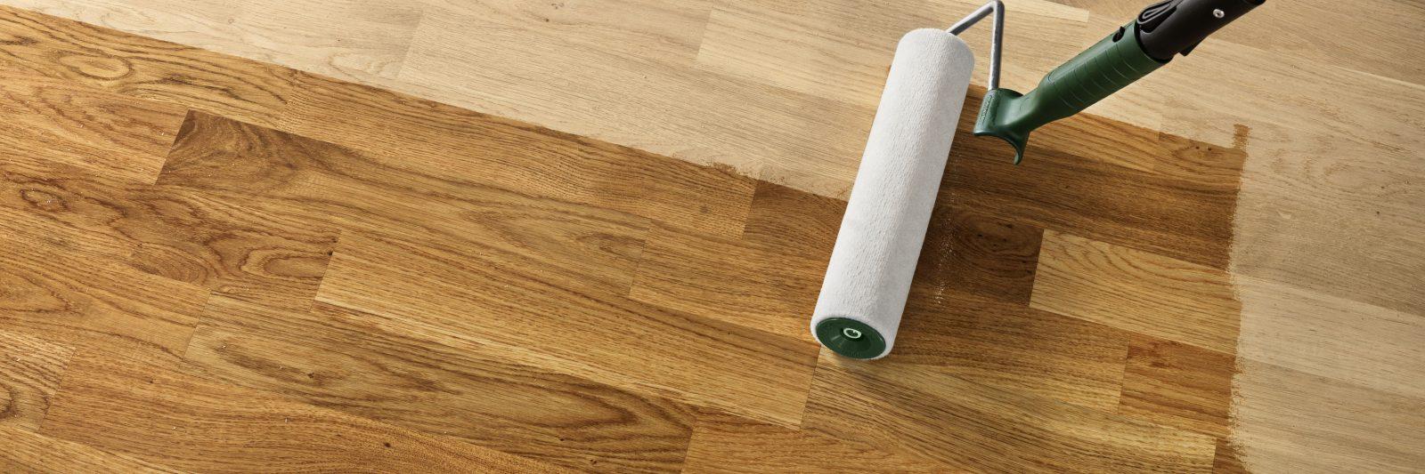 Renovación y limpieza de suelos de madera